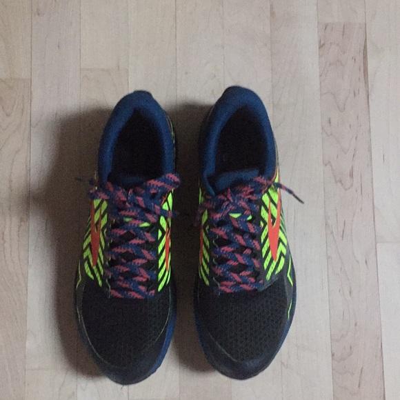 06ff3267da8be Brooks Shoes - Brooks Caldera 2 Men s Running Shoes 10.5 Black